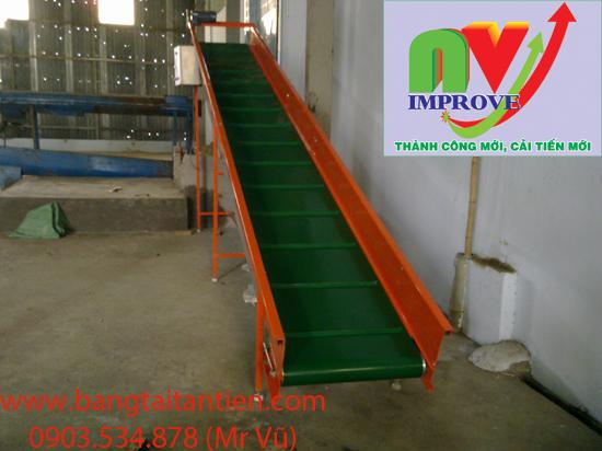 băng tải PVC - IMPROVE 01 - liên hệ 0934.092.798 (Mr Vũ)