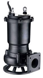 Bơm chìm nước thải Shimge (Model: WQK15-12-1.5)