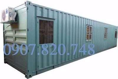 Container Kho, Container Văn Phòng Bình Tân- TPHCM Giá Rẻ
