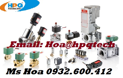 Đại lý Asco - Van điện từ Asco - Asco valve Vietnam - Lh: 0932.600.412