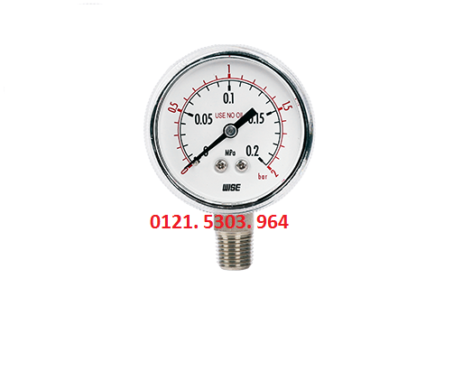 Đồng hồ đo áp suất WISE P113 (Đại lý) TMP Việt Nam