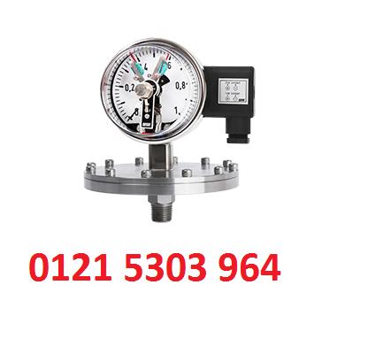 Đồng hồ đo áp suất WISE P501 P502 (Đại lý) TMP Việt Nam