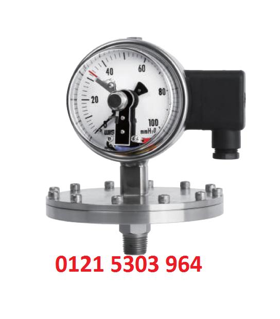 Đồng hồ đo áp suất WISE P570 (Đại lý) TMP Việt Nam