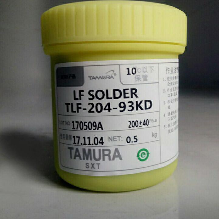 Kem hàn không chì Tamura TLF-204-93KD