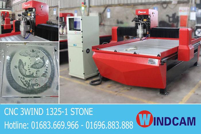 Máy CNC khắc đá mua ở đâu tốt?