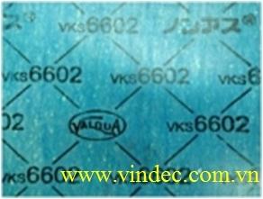 Gioăng Tấm Chịu Nhiệt VALQUA 6500