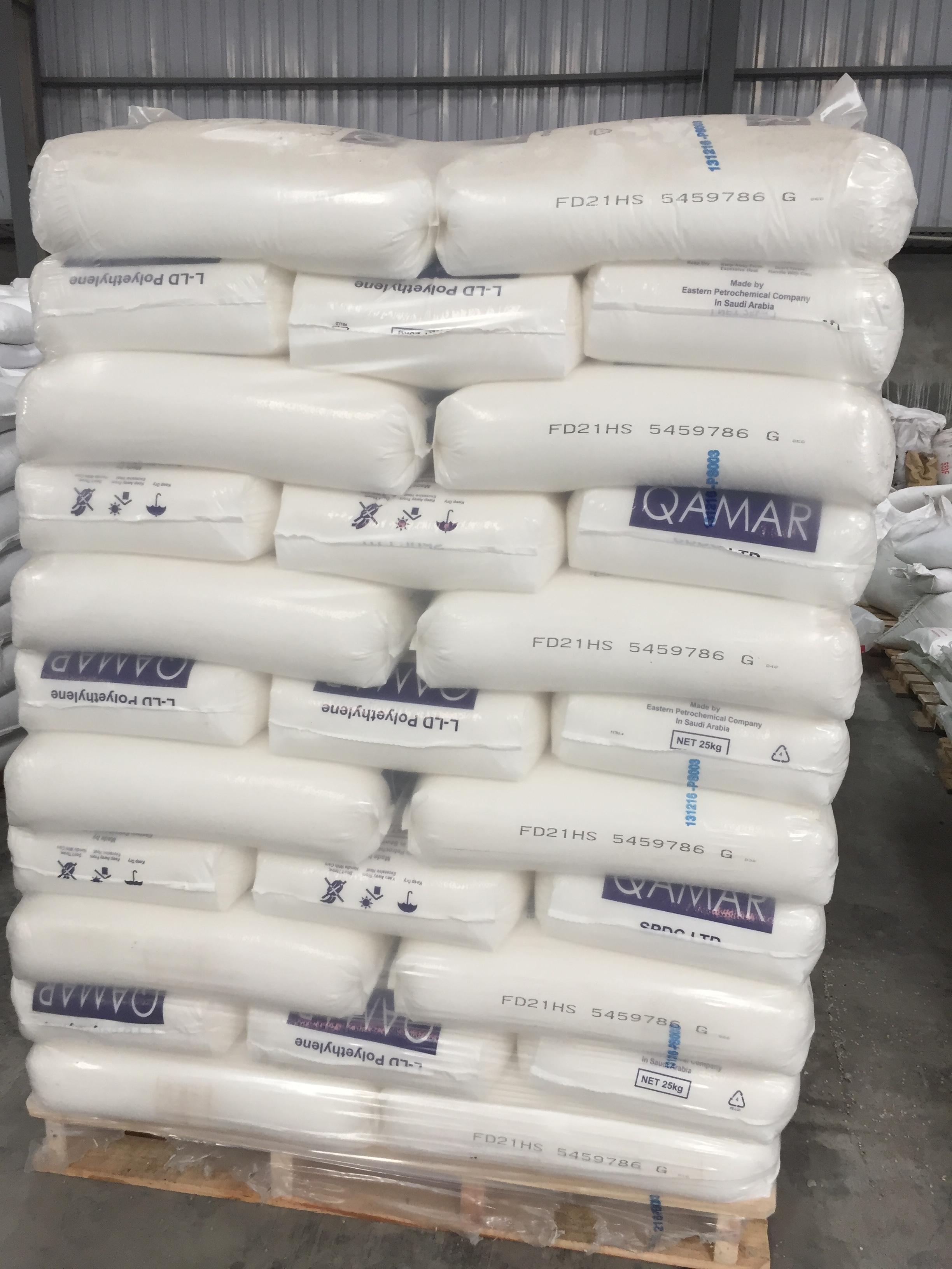 Hạt nhựa nguyên sinh, hạt nhựa tái sinh, sản xuất các loại bao bì theo yêu cầu