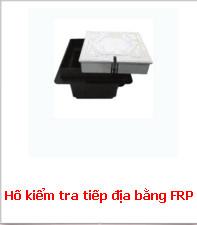 Hố kiểm tra tiếp địa bằng FRP