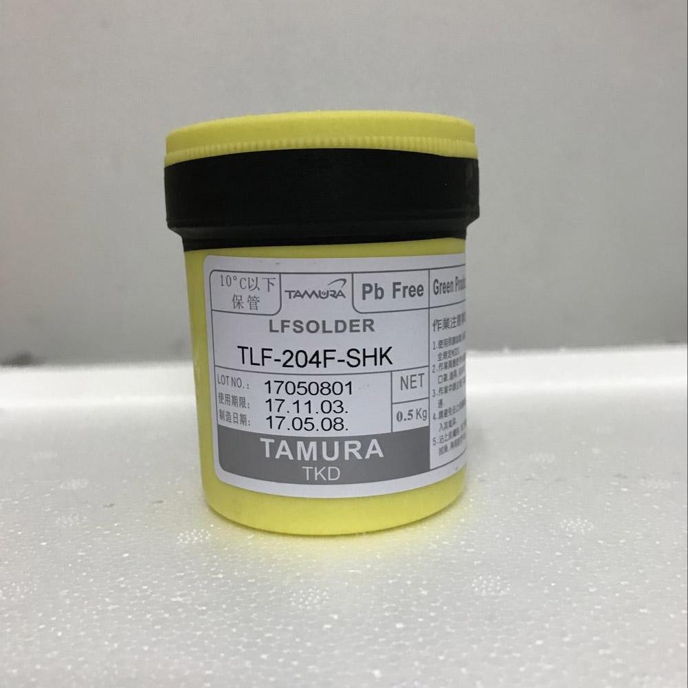 Kem hàn không chì Tamura TLF-204F-SHK