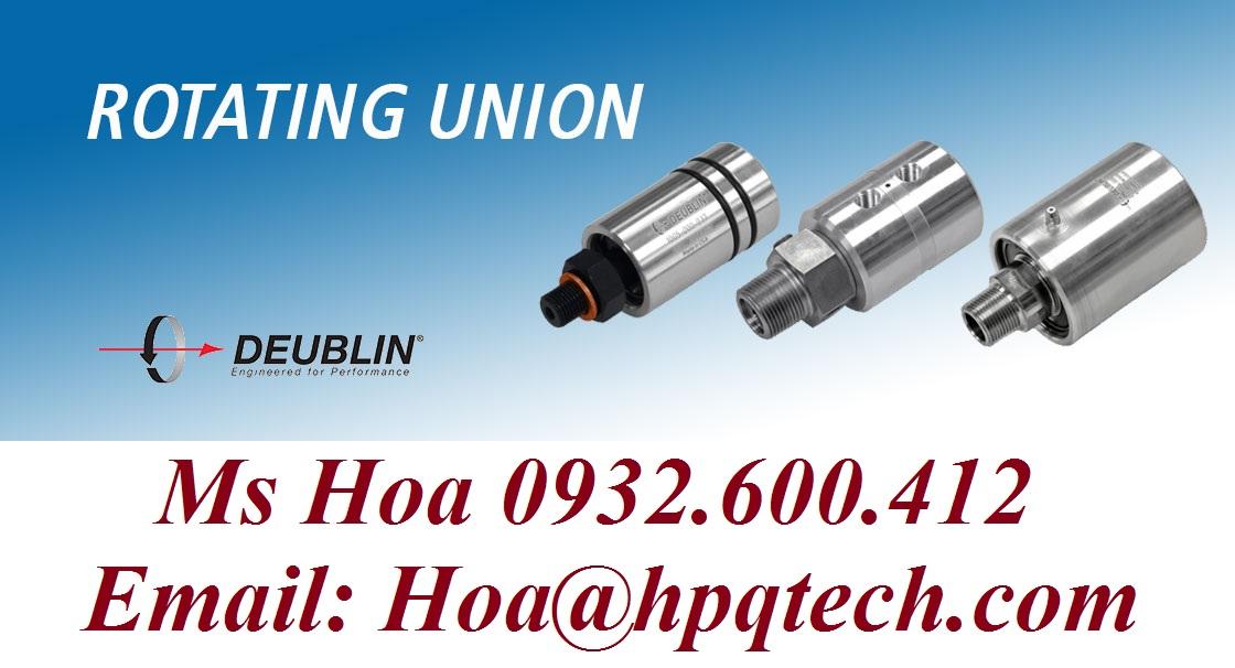 Khớp nối xoay Deublin - Đại lý Deublin Việt Nam - LH : 0932.600.412 ( Ms Hoa )