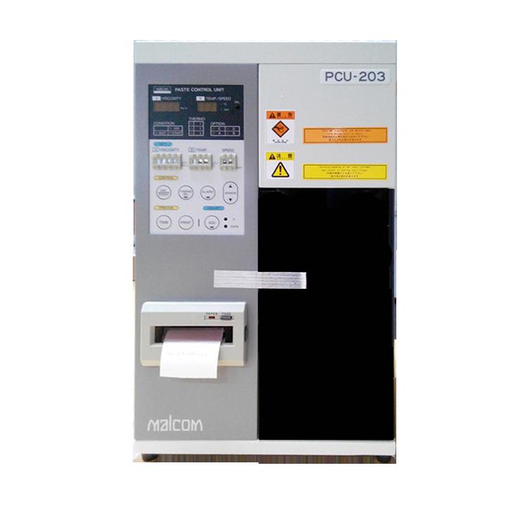 Máy đo độ nhớt kem hàn Malcom PCU-203