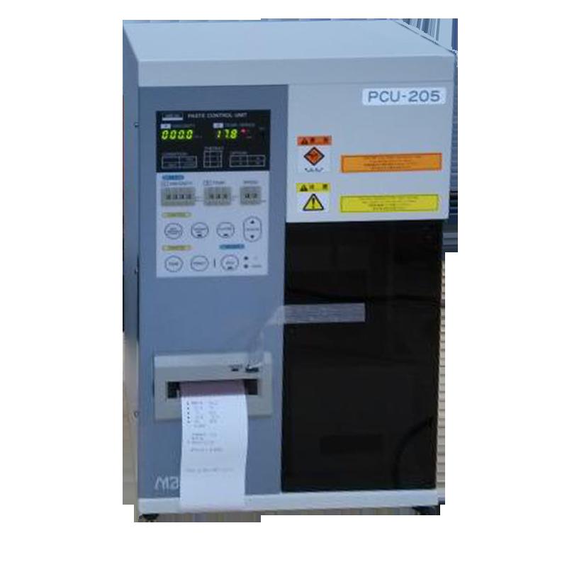 Máy đo độ nhớt kem hàn Malcom PCU-205