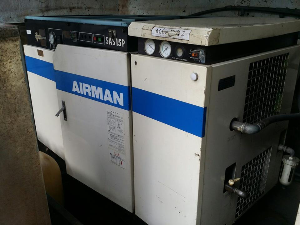 Máy nén khí 20HP AIRMAN