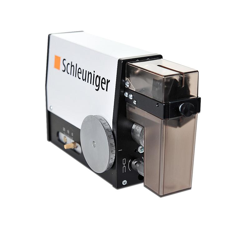 Máy tuốt dây cáp Schleuniger UniStrip2015