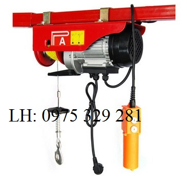 Tời điện Kensen PA400 - 400 kg