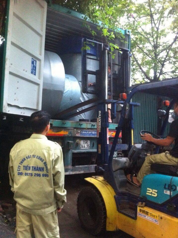 Băng tải cao su, con lăn công nghiệp