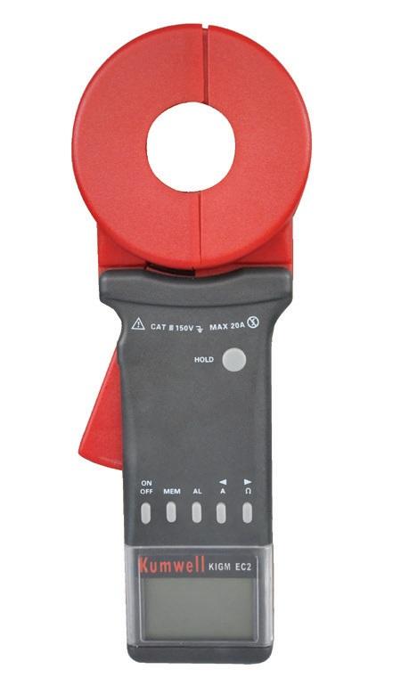 Đồng hồ đo kiểm tra điện trở đất dạng kẹp