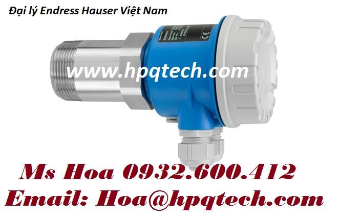 Đồng hồ đo lưu lượng Endress Hauser - Thiết bị đo Endress Hauser