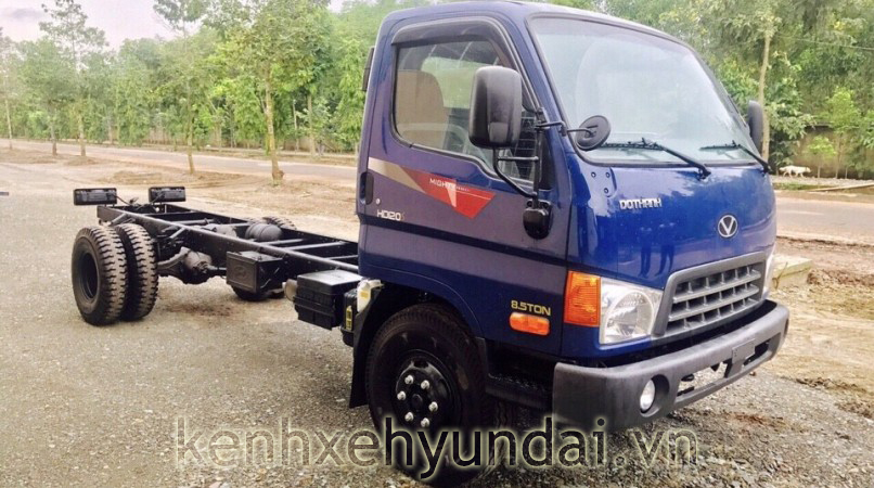 Xe tải Hyundai HD120S Đô Thành 8,5 tấn