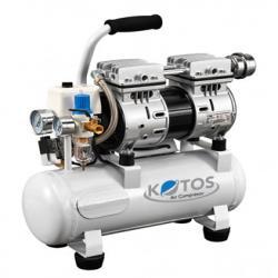 Máy nén khí không dầu giảm âm HD550 - 9L