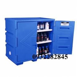 Tủ đựng hóa chất ăn mòn và axit chuyên dụng ACP80002