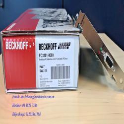 Beckhoff FC3101-0000 Profi Bus - Công Ty TNHH Natatech