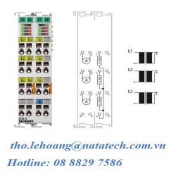 Bộ kết nối EL3413 Beckhoff - Công Ty TNHH Natatech