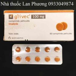 công dụng và liều dùng cua thuốc Glivec