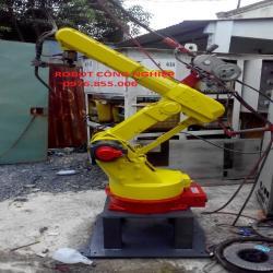 Robot Công Nghiệp Tự Động Hóa