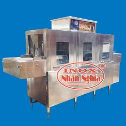 Máy rửa chén - máy rửa bát - cấu tạo máy rửa chén công nghiệp