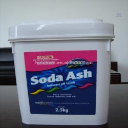 Hóa chất Soda xử lý nước hồ bơi
