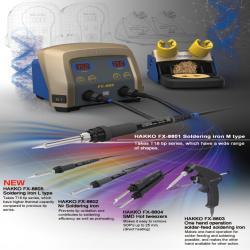 KSMC cung cấp phân phối độc quyền máy hàn thiếc Hakko FX889