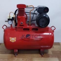 Máy nén khí dây đai HD-V-0.09/8 – 50L