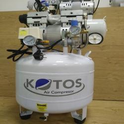 Máy nén khí không dầu giảm âm Kotos