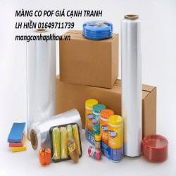 Nhà cung cấp màng co POF nhập khẩu giá rẻ tại Hà Nội