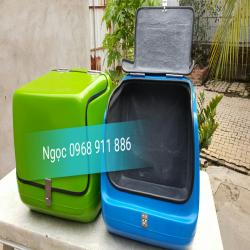 Thùng tiếp thị, thùng gắn sau xe máy giá rẻ nhất tại Tp. Hồ Chí Minh