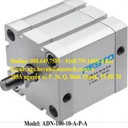 Van điện từ Festo ADN-100-10-A-P-A - Công ty tnhh natatech