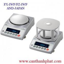 Cân điện tử FX-1200i ( 1200g/0.01g), Cân điện tử 1200g AND