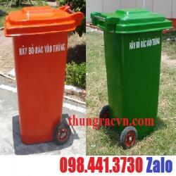 Thùng rác 120L 240L composite giá rẻ