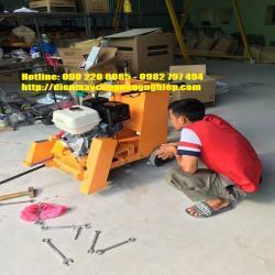 Bán máy cắt bê tông KC12 lắp động cơ Honda GX200 Thái lan Nhập khẩu giá rẻ