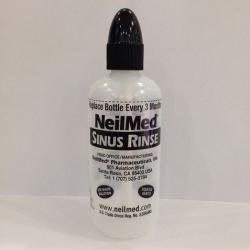 Chi tiết bình rửa mũi neilmed đặc biệt cho bé
