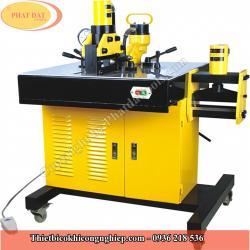 Chuyên bán máy gia công tam hợp  hay còn gọi là máy cắt đột uốn liên hợp Trung Quốc giá rẻ.