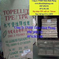 Hạt nhựa TPE (SEBS) phat triêu theo yêu cầu khách hàng