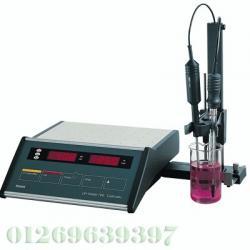 Máy đo pH để bàn Knick 766