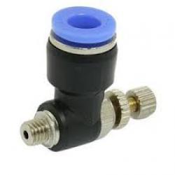 Van tiết lưu, Đầu nối khí, Ống dây khí SMC-DPSVietnam