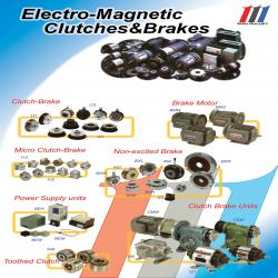 Miki Pulley Electro-Magnetic Clutches & Brakes