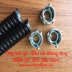 Ống ruột gà lõi thép bọc nhựa PVC đàn hồi cao