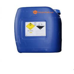 Oxi già tên khoa học hydro peroxide,  có công thứ H2O2: