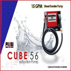 Máy bơm dầu diesel Cube 56/33 12V