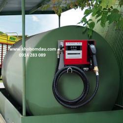 Máy bơm dầu diesel Cube 70/33 220V